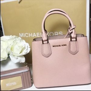 NWT | Michael Kors | Adele Bag and Coin Pouch
